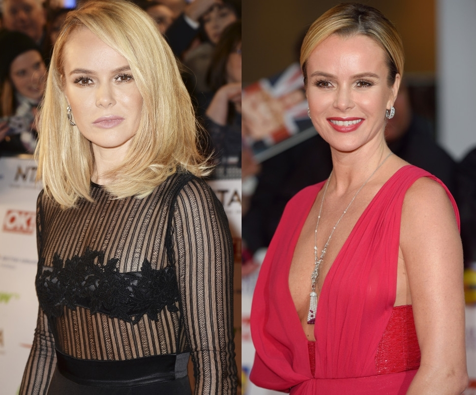 Amanda Holden Plastic Surgery Before And After Photos