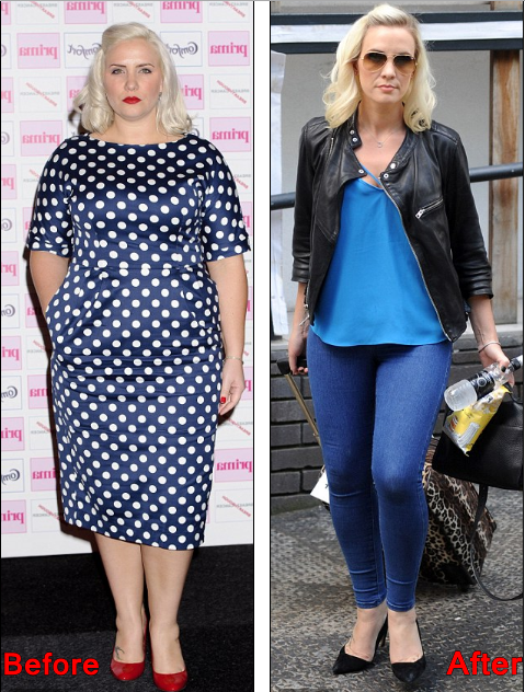Claire Richards Weight Loss Before And After Diet Workout Plan