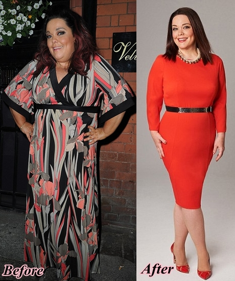 Lisa Riley Weight Loss Diet Workout Plan Before And After Photos