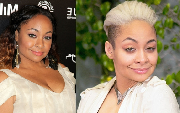 Raven Symone Nose Job Plastic Surgery Before And After Photos