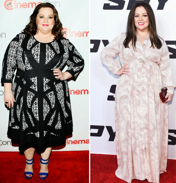 Melissa McCarthy Weight Loss Before And After Pictures