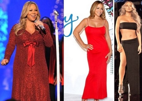 Mariah Carey Weight Loss Before And After Diet Workout ...