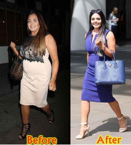 Scarlett Moffatt Weight Loss Diet Plan Before And After ...