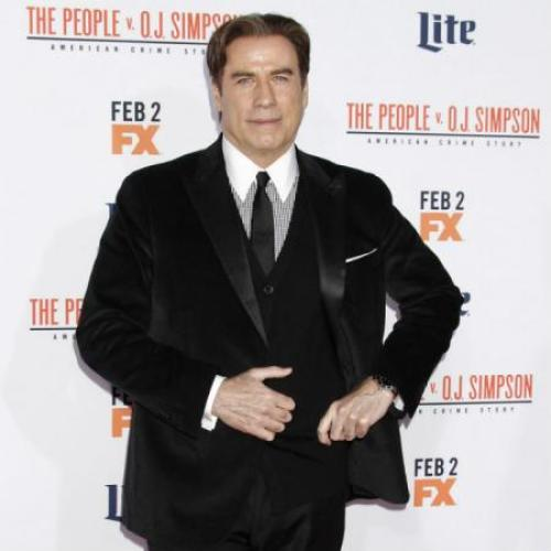 John Travolta Hair Transplant Before And After Pictures