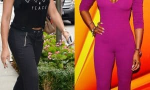 Mel B Weight Loss Diet Plan Before And After Workout Photos