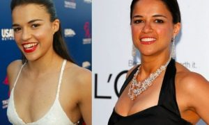 Michelle Rodriguez Plastic Surgery Before And After Breasts Implants Photos
