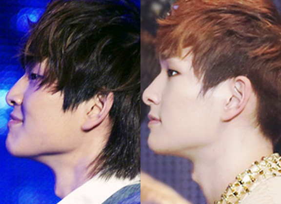 Onew Shinee Nose Job Plastic Surgery Before And After