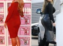 Lauren Goodger Butt Implants Before And After Bums Photos