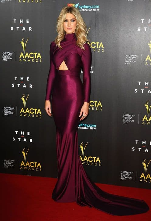 Delta Goodrem Plastic Surgery Before And After Photos