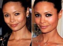 Thandie Newton Plastic Surgery Before And After Photos