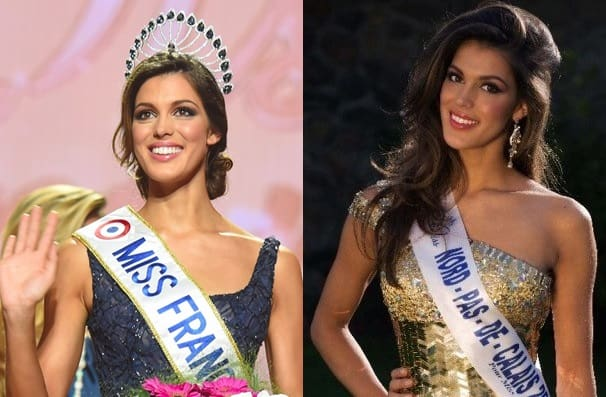 Iris Mittenaere plastic surgery before and after Boobs Job
