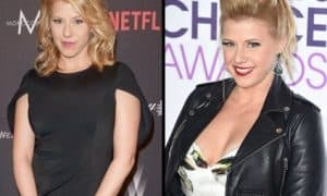 Jodie Sweetin breasts implants before and after photos