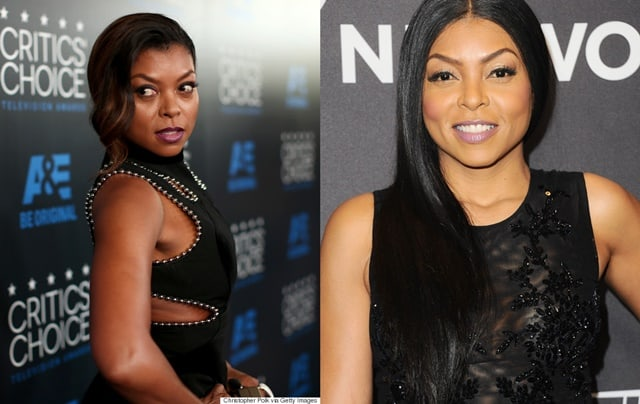 Taraji P Henson Nose Job Plastic Surgery Before And After Photos