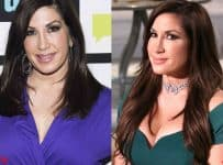 Jacqueline Laurita Breasts Implants Before And After Fourth Boobs Job Photos