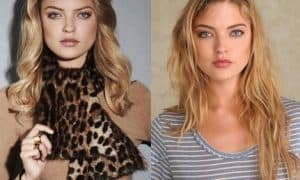 Martha Hunt Plastic Surgery Before And After Photos