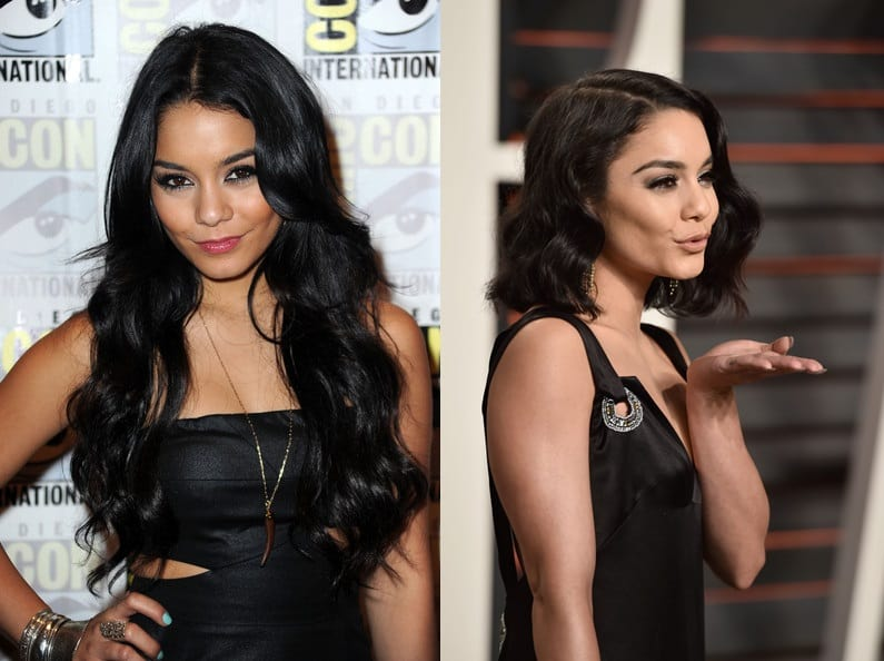 Vanessa Hudgens Plastic Surgery Before And After Nose Job Photos
